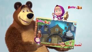 Mascha und der Bär – Großes Bärenhaus