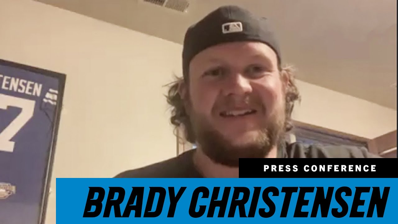 Brady Christensen talks about his experience at BYU