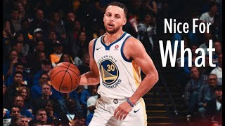 """Stephen Curry Mix ~ """"Nice For What"""" ᴴᴰ"""