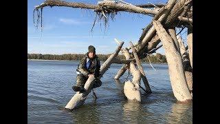 ДА КАК ТАКОЕ БЫВАЕТ ВООБЩЕ!!!! ПОРОЛОН РАЗГРЫЗАЮТ В ТРУХУ!!!Рыбалка на судака в корягах!