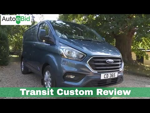 2019 Ford Transit Custom Review