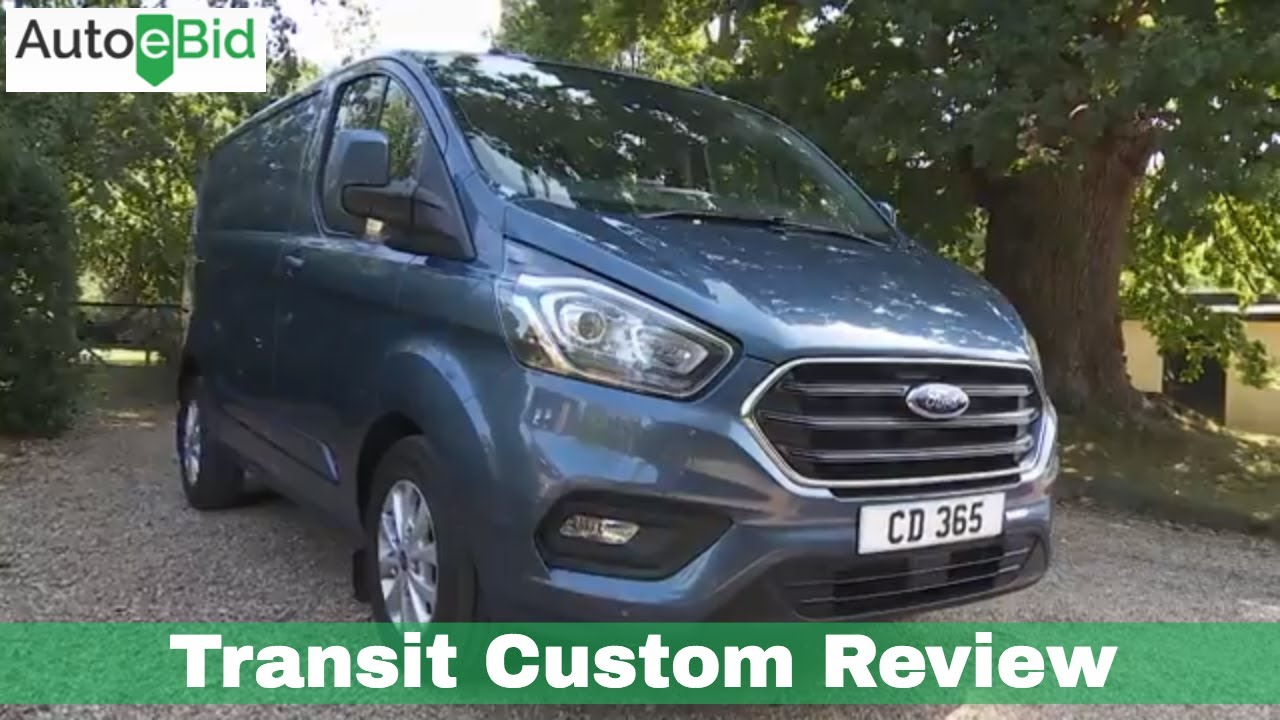 Ford Lease Deals >> 2019 Ford Transit Custom Review - YouTube
