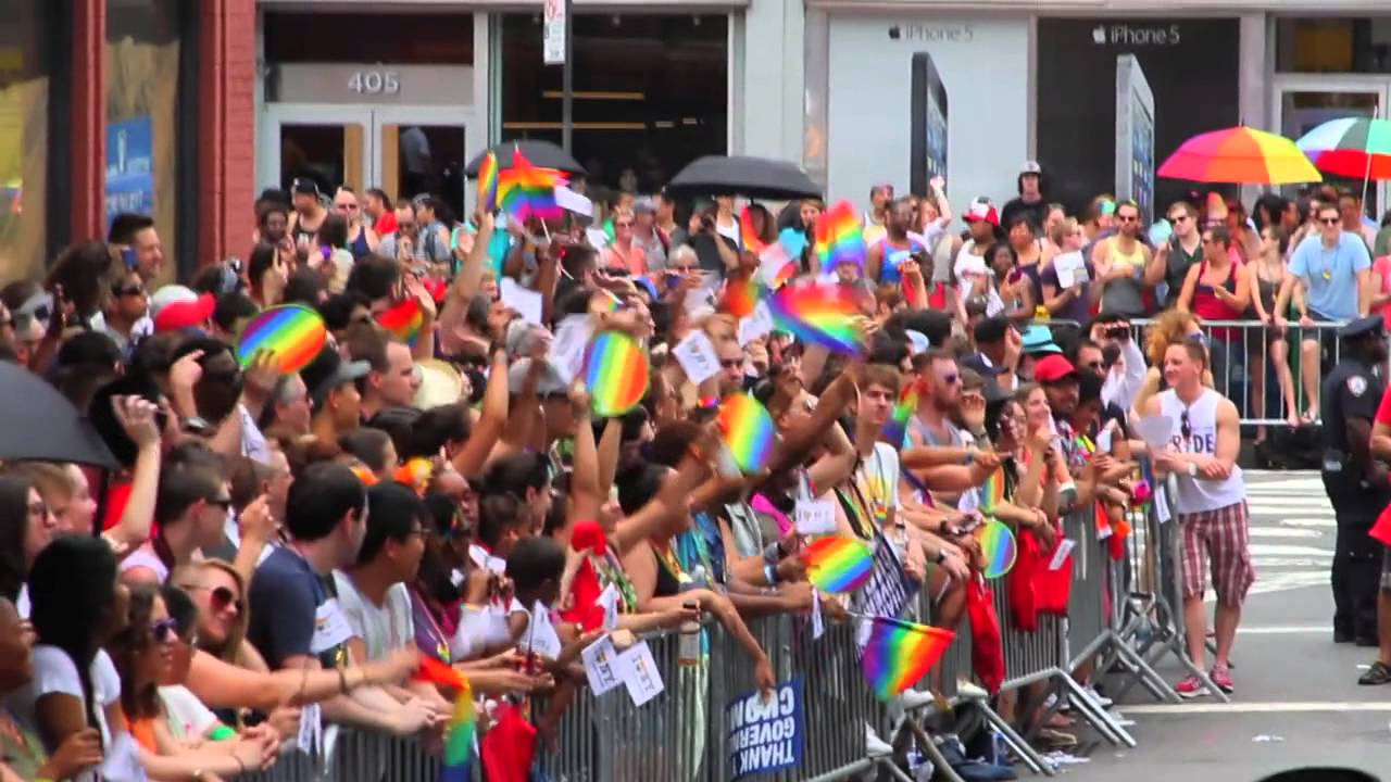 Nyc gay parade