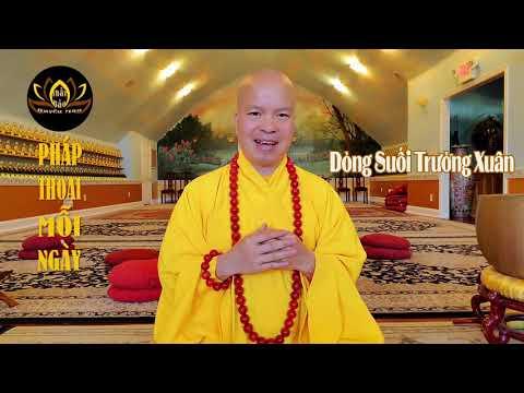 Dòng Suối Trường Xuân - Thiền Sư Bảo Thành Pháp Thoại Mỗi Ngày
