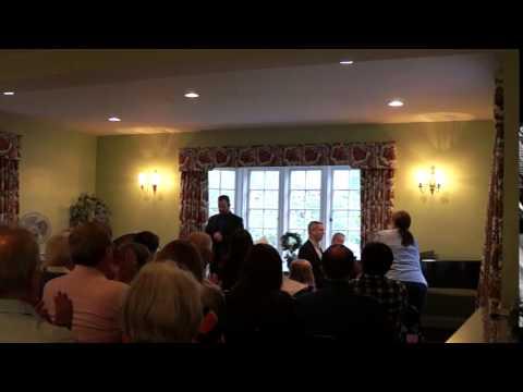 John Hudson - Recital with Frank Crosio, Pianist