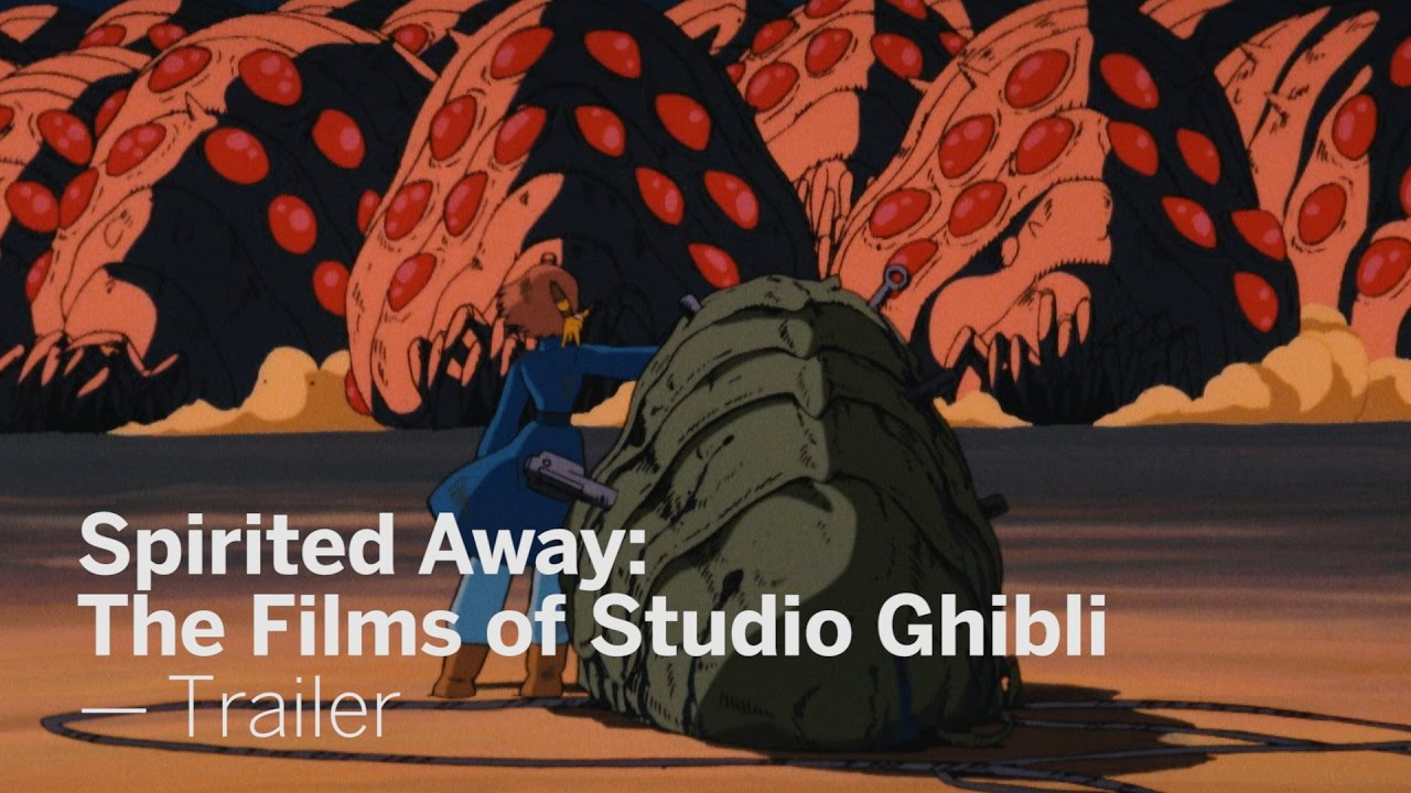 Spirited Away: The Films of Studio Ghibli Trailer | TIFF 2016