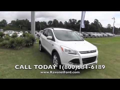 Ford Escape SEL L Review Charleston Car Videos Over - Ford escape invoice