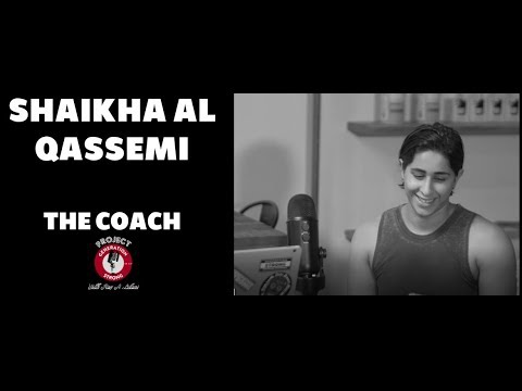 KNOW YOURSELF, HAVE FAITH & DO WHAT YOU CAN'T - SHAIKHA AL QASSEMI