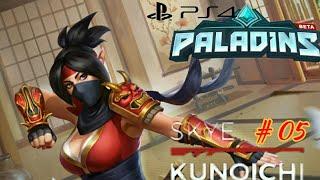 Paladins (PS4) # 05 The Way of Kunoichi