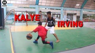 Kalye Irving Got Skills !