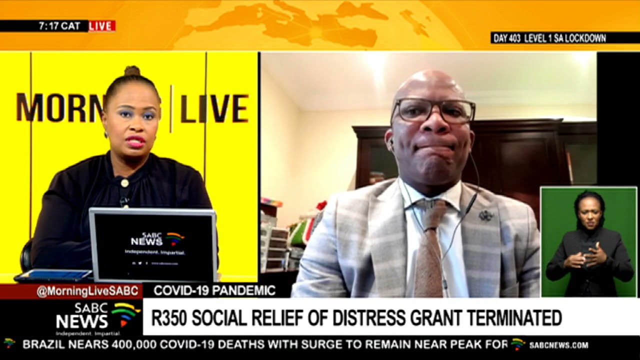 Sassa What To Do If R350 Grant Application Status Is Irp5 Registered