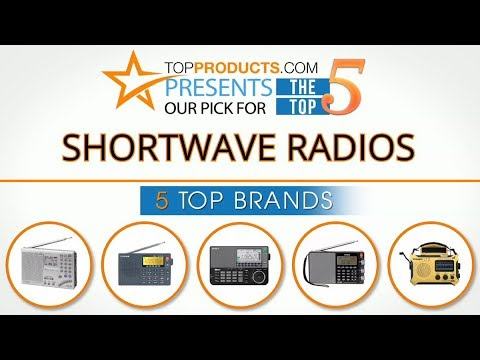 Best Shortwave Radio Reviews 2017 – How to Choose the Best Shortwave Radio