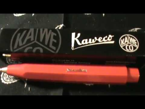 Kaweco Sport EDC Mechanical Pencil...My Thoughts