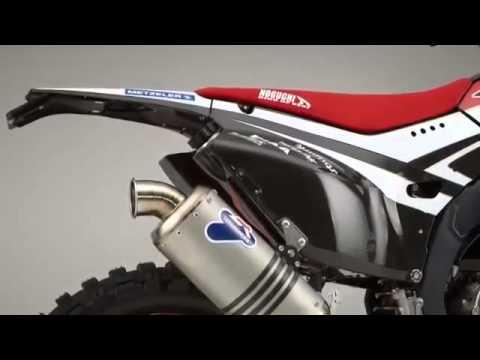 Honda CRF Rally Race Bike