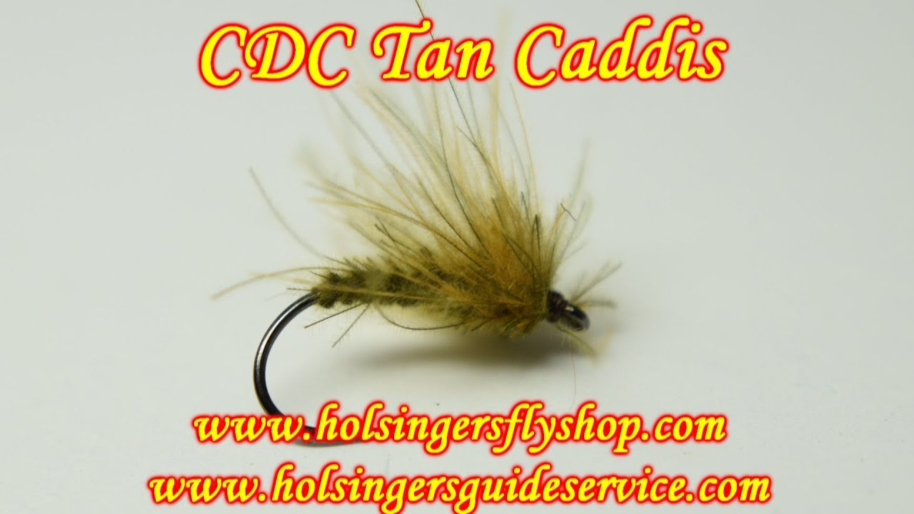 SEMPERFLI PREDATOR FIBRES CADDIS TAN Fly Tying Materials BWCflies