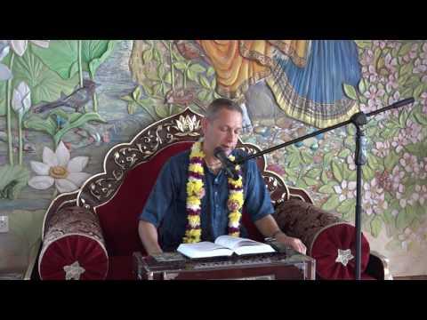 Шримад Бхагаватам 10.33.11-16 - Враджендра Кумар прабху