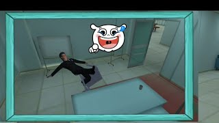 Make Him FALL😂 | Scary BOSS 3D #2 (END)[Android Gameplay]