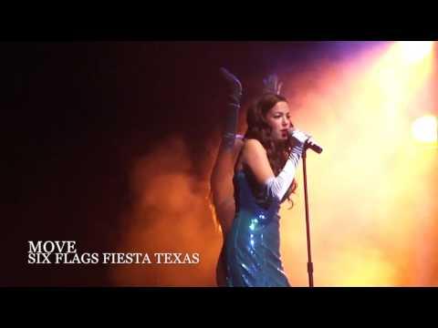 Sarah Brown Singing Reel