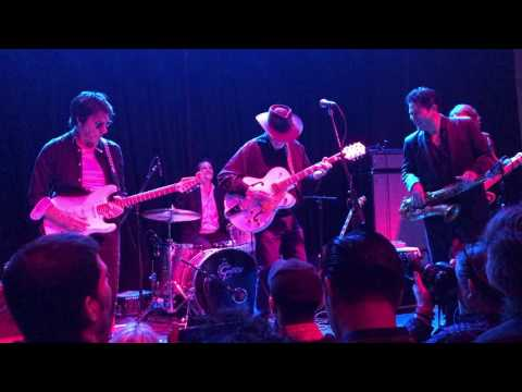 Duane Eddy Jeff Beck Gretsch Private Party 2017