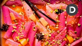 Orange & Ginger Rhubarb