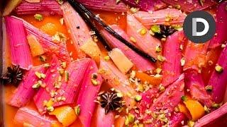 Orange & Ginger Rhubarb