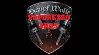 Vaporesso XROS Pod Kit