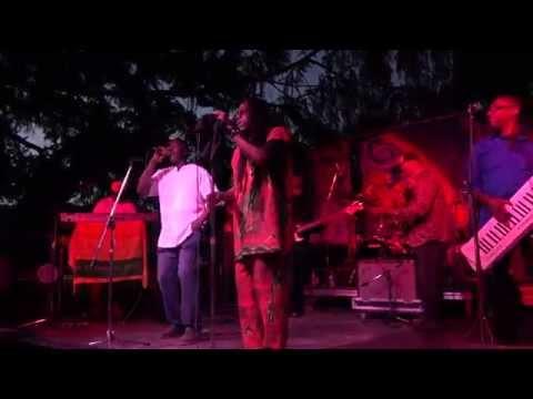 Black Slate June 22, 2014 Sierra Nevada World Music Festival whole show