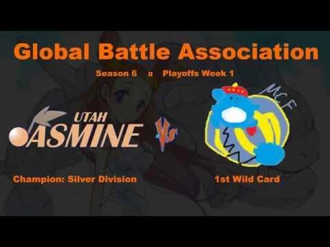 [GBA S6P1] Utah Jasmine vs Real Marill - Playoffs Round 1
