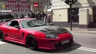 LOUD EXHAUSTS Scare People COMPILATION !! PEOPLE ARE AWESOME - LIKE A BOSS