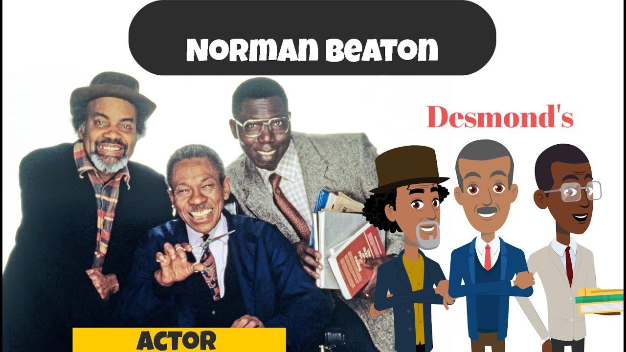 Insightful Classroom Series - Black British History - Part 4 - Norman Beaton (Black History)