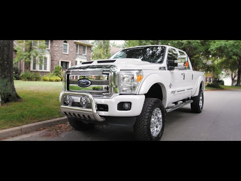 Ford F-250 FTX Edition by Tuscany