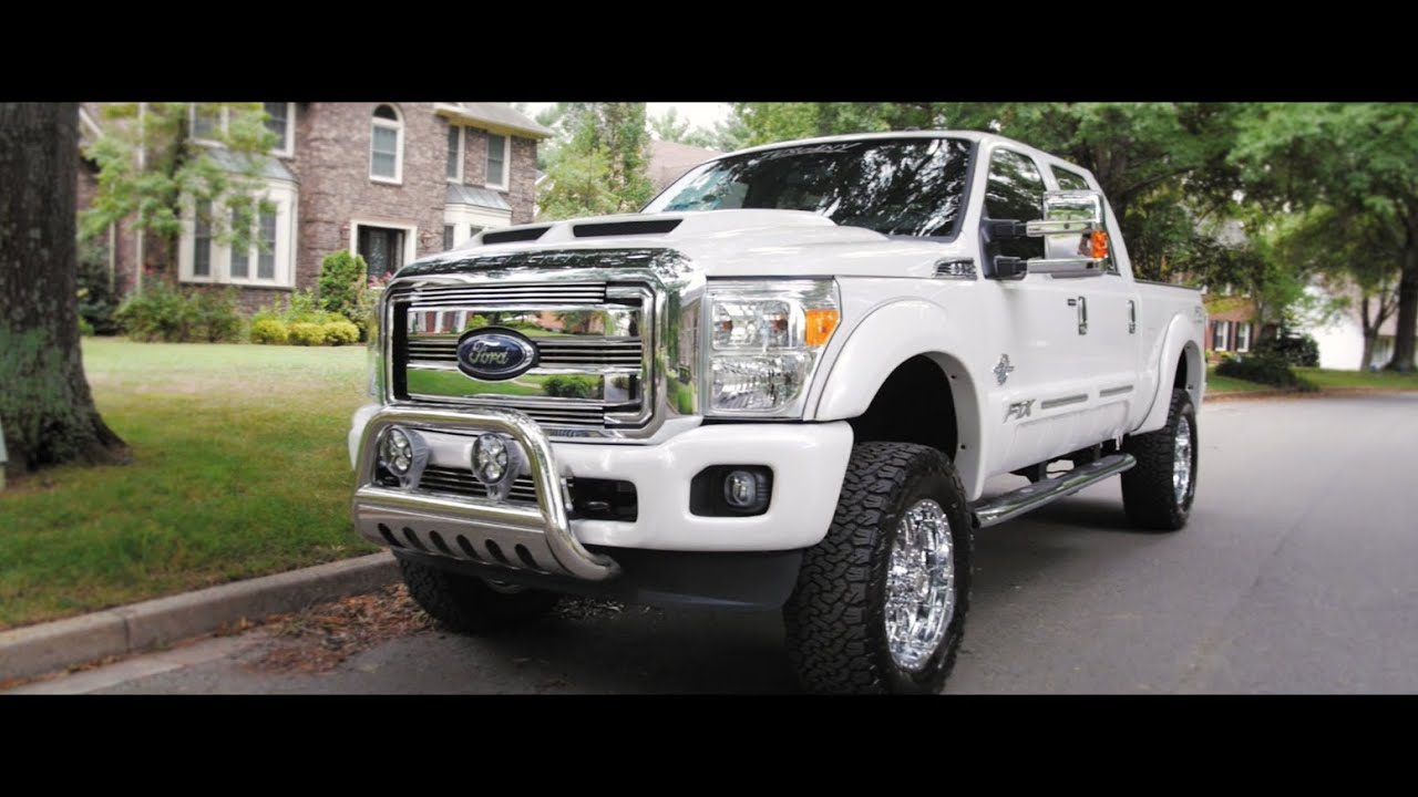 ford f 250 ftx edition by tuscany youtube. Black Bedroom Furniture Sets. Home Design Ideas