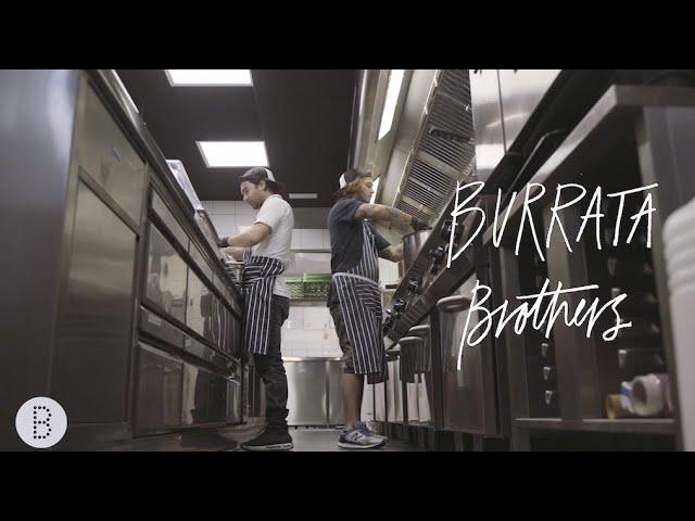 Burrata Brothers event