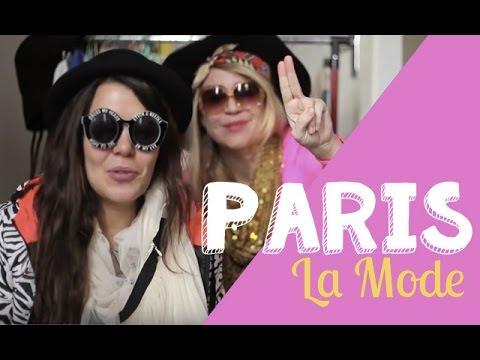 PARIS - CITY GUIDE MODE : adresses boutiques, street-style & tuto