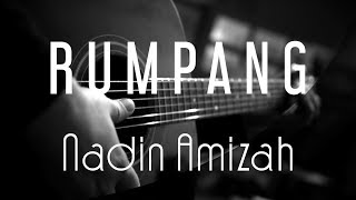 Download Lagu Nadin Amizah - Rumpang ( Acoustic Karaoke )
