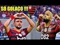 TODOS OS GOLS DO FLAMENGO BRASILEIRÃO 2019 1º TURNO! SÓ GOLAÇO!
