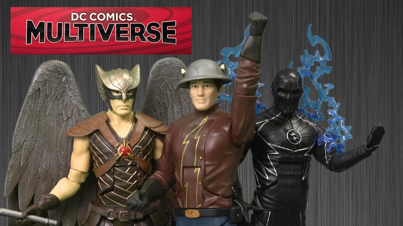DC Comics Multiverse The Flash Earth 2 The Flash
