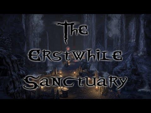 ESO. Dragon Bones DLC. Homes: The Erstwhile Sanctuary.