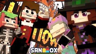 마녀의집에 놀러간 도라큘라와 조카들!! [조카들과 할로윈 놀이동산: 마인크래프트 상황극] Minecraft - Roleplay - [도티]