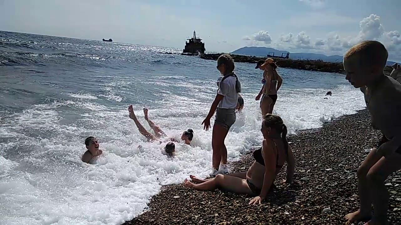 Сухум пляж фото несанкционированное использование