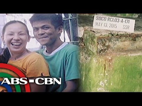 SOCO: Husband puts wife into cement