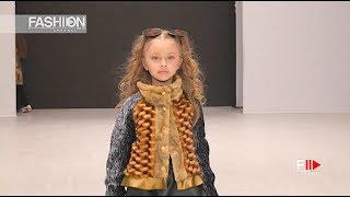 BIRUKOVA Belarus Fashion Week Fall Winter 2017 2018   Fashion Channel