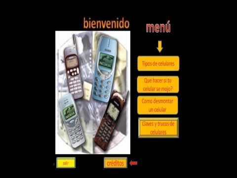 Curso de reparacion de celulares gratis parte 1 - YouTube - photo#30