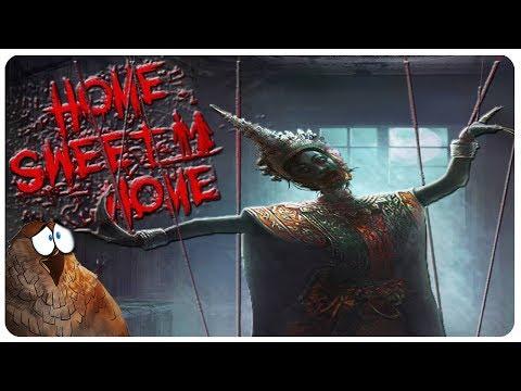 THAI Ghost Waifu HAUNTS The Birdman! | HOME SWEET HOME Gameplay