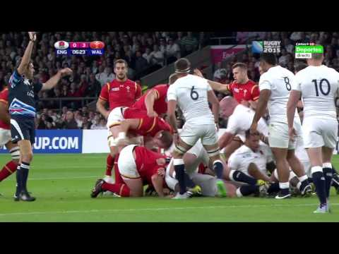 England vs Wales Rugby World Cup 2015 Full hame
