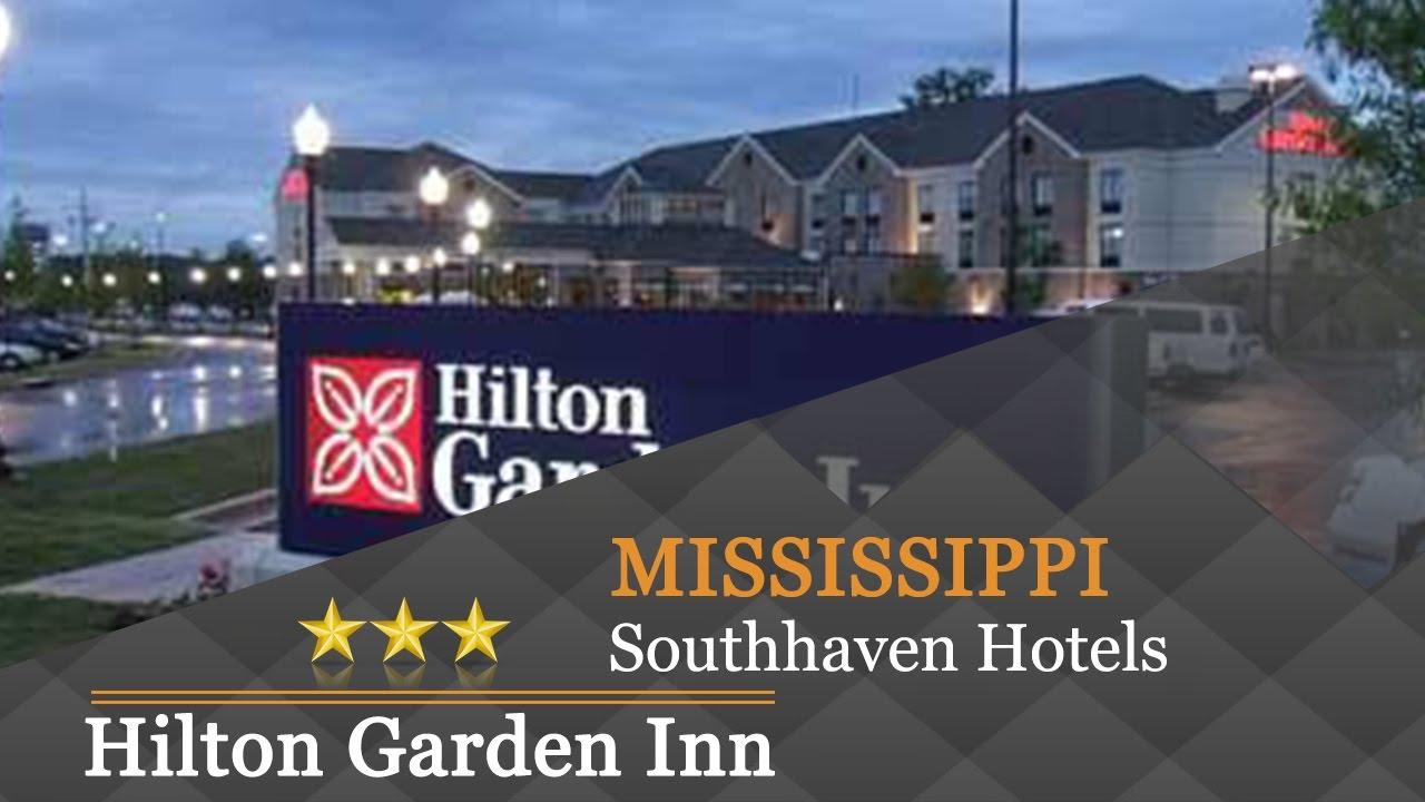 Hilton Garden Inn Memphis Southaven Southhaven Hotels Mississippi
