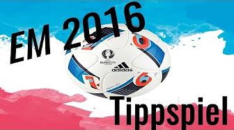 Europameisterschaft 2016 tippen - Wir tippen den Europameister