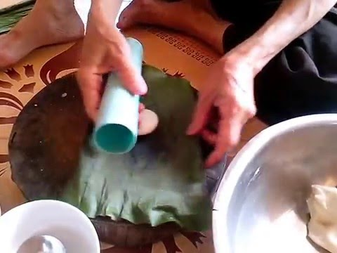 Kỹ thuật làm bánh quai vạt miền nam nhân đậu xanh