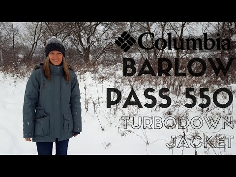 Columbia Barlow Pass 550 TurboDown Jacket- Tested & Reviewed