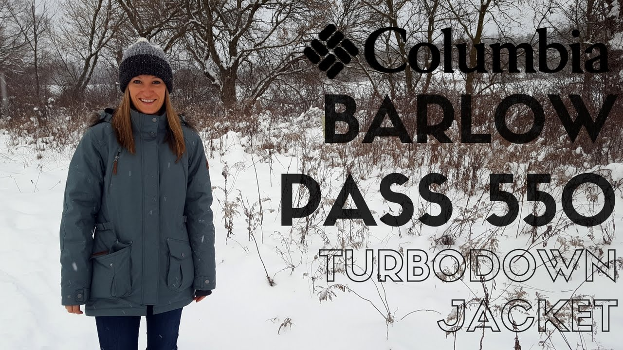 d059e5228df4 Columbia Barlow Pass 550 TurboDown Jacket- Tested   Reviewed - YouTube